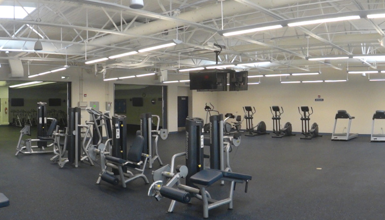 LED Lighting Controls & Fixtures - Central Valley Wellness Center Pittsburgh, PA