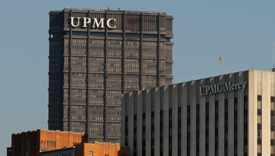 LED Lighting Controls & Fixtures - UPMC Headquarters Pittsburgh, PA