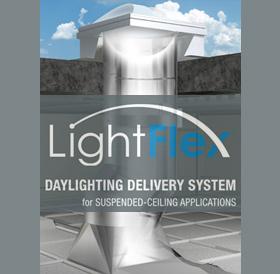 LightFlex Skylight Daylight Delivery System Controls