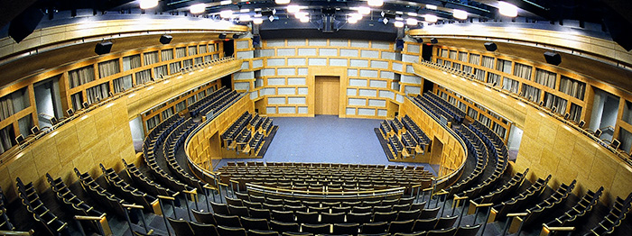led lighting controls in theater in PA