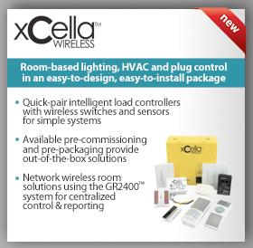 lighting controls Xcella