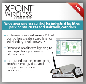 lighting controls Xpoint